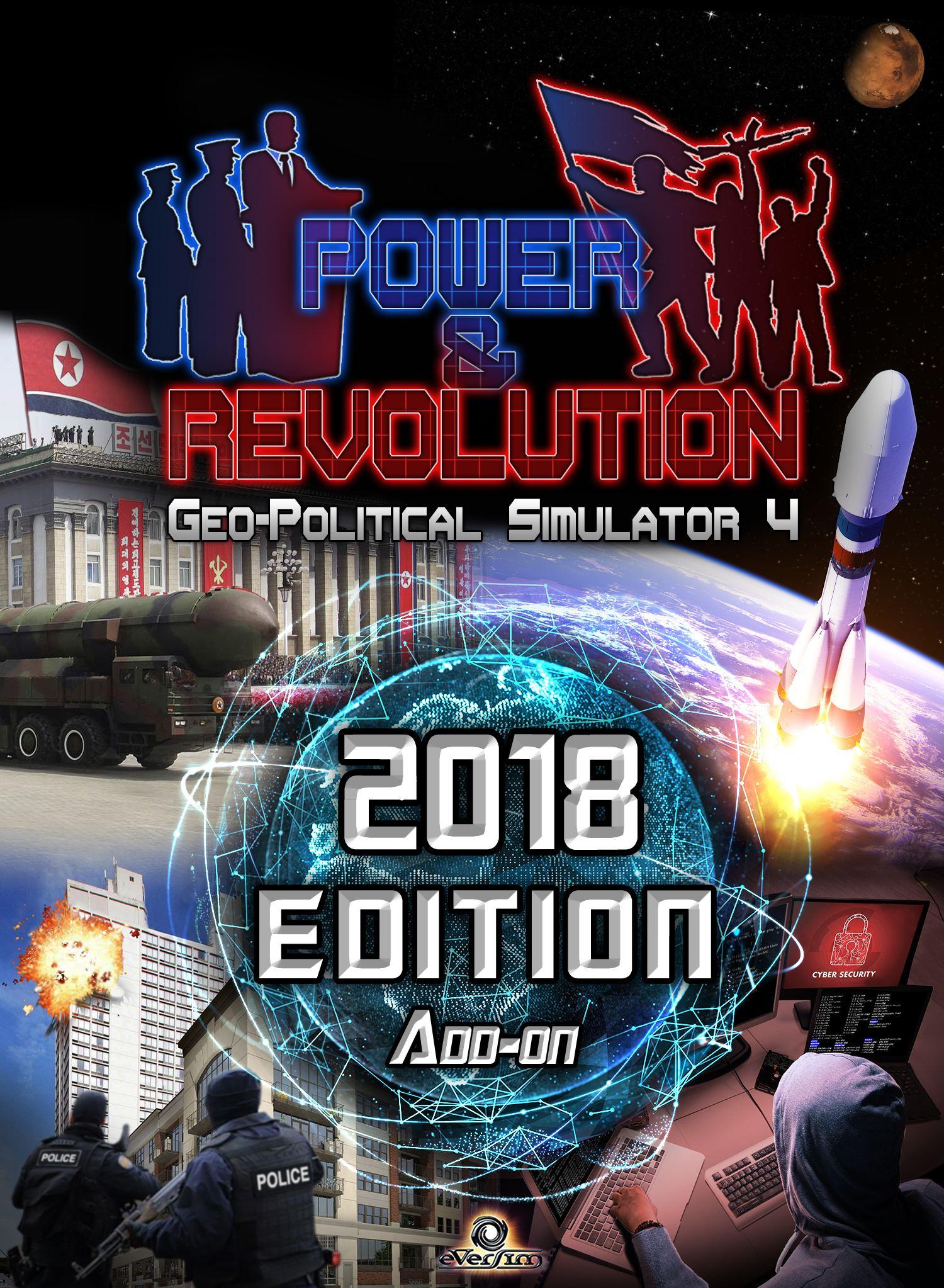 Power & Revolution - GPS4